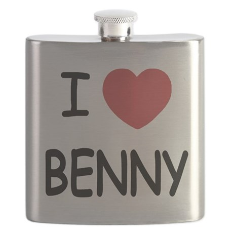 BENNY.png Flask
