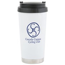 Cascade Campus Cycling Club Travel Mug