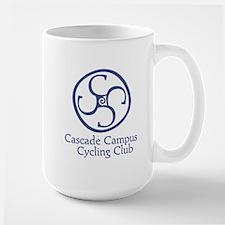 Cascade Campus Cycling Club Large Mug
