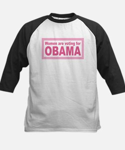 Women Are Voting For Obama Tee