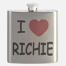 I heart RICHIE Flask