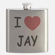 I heart JAY Flask
