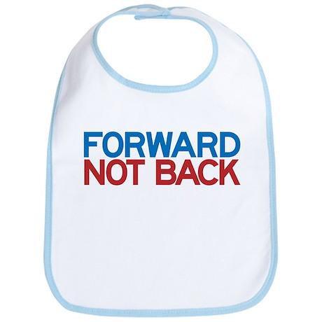 Forward Not Back Bib