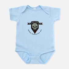 1st Zombie Hunters Infant Bodysuit