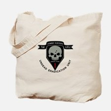 1st Zombie Hunters Tote Bag