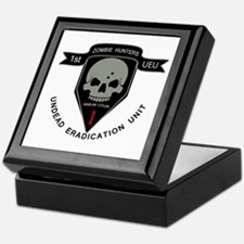 1st Zombie Hunters Keepsake Box