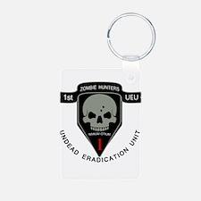 1st Zombie Hunters Keychains