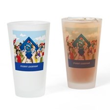 Unique Student leadership Drinking Glass