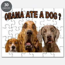 OBAMA DOGS Puzzle