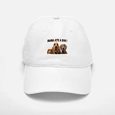 OBAMA DOGS Baseball Baseball Cap