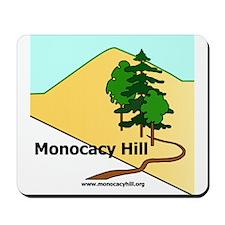 Monocacy Hill Colorized Logo Mousepad