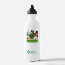 Unique Tutoring center Water Bottle