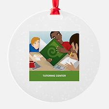 Cute The tutoring center Ornament