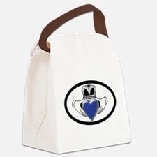 DominicksLawV1.png Canvas Lunch Bag