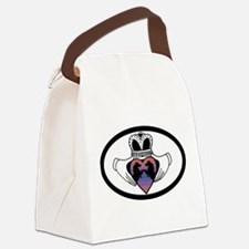 WildHorses.png Canvas Lunch Bag