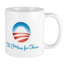 Old F*#%ers for Obama Mug