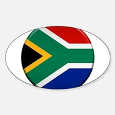 South African Button Decal