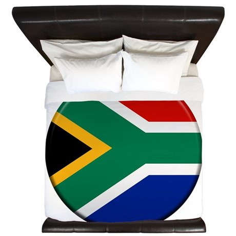 South African Button King Duvet