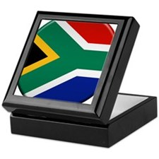 South African Button Keepsake Box