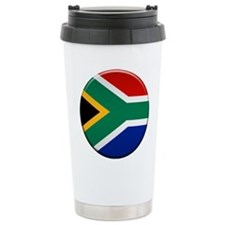 South African Button Travel Mug