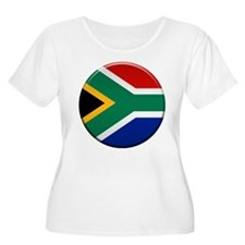 South African Button T-Shirt