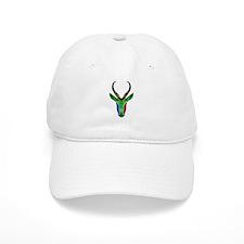Springbok Flag Baseball Cap