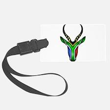 Springbok Flag Luggage Tag