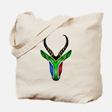 Springbok Flag Tote Bag