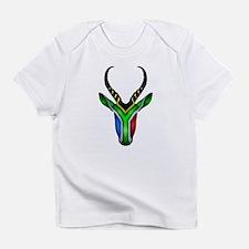 Springbok Flag Infant T-Shirt