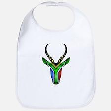 Springbok Flag Bib