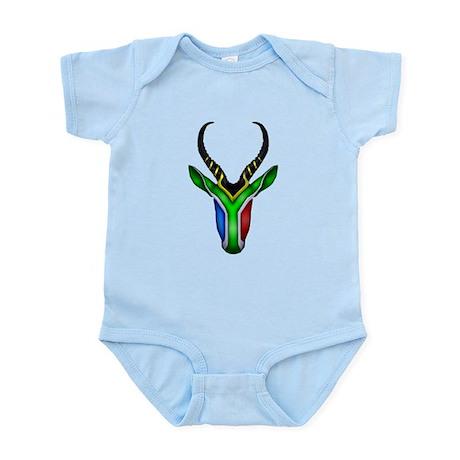 Springbok Flag Infant Bodysuit