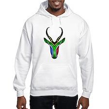 Springbok Flag Hoodie