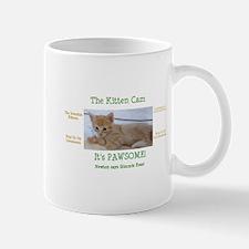 Newton is pawsome! Mug