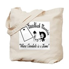 Boardback Mountain Tote Bag