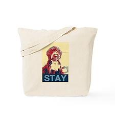 Obama Dogs Tote Bag