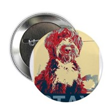 """Obama Dogs 2.25"""" Button"""