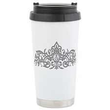 Atheist Logo Travel Mug