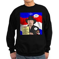 Diet Plan Sweatshirt