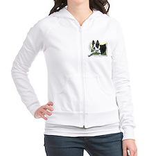Boston Terrier Fitted Hoodie
