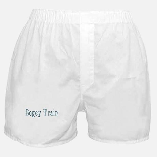 Bogey Train Boxer Shorts