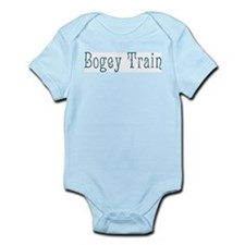 Bogey Train Infant Bodysuit