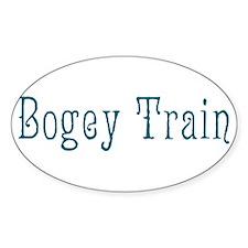 Bogey Train Decal