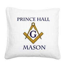 PHA Square Canvas Pillow