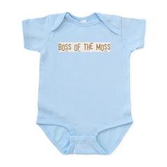 Boss of the Moss Infant Bodysuit