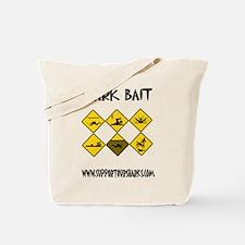 Shark Bait Tote Bag