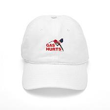 Gas Hurts Baseball Cap