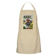Cody of the Pony Express #8 Apron