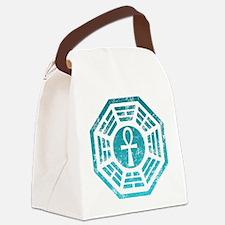Dharma Ankh Canvas Lunch Bag