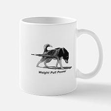 Weight Pull Power Mug