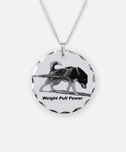 Weight Pull Power Necklace